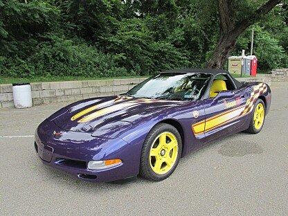 1998 Chevrolet Corvette Convertible for sale 100785284