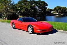 1998 Chevrolet Corvette Coupe for sale 100833127