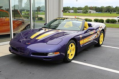 1998 Chevrolet Corvette Convertible for sale 100881667