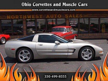 1998 Chevrolet Corvette Coupe for sale 100890411