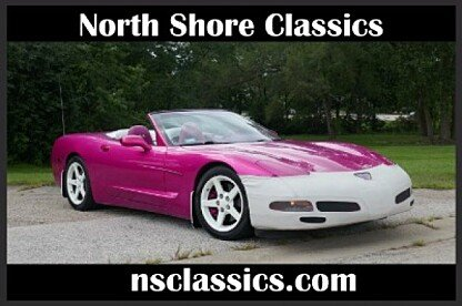 1998 Chevrolet Corvette Convertible for sale 100895426