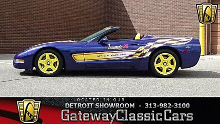 1998 Chevrolet Corvette Convertible for sale 100907374