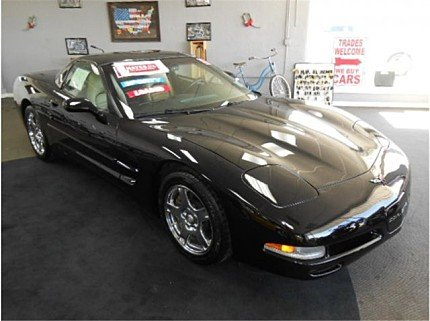 1998 Chevrolet Corvette Coupe for sale 100907570