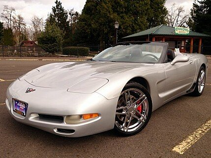 1998 Chevrolet Corvette Convertible for sale 100962912