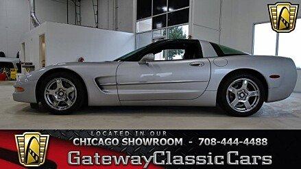 1998 Chevrolet Corvette Coupe for sale 100963561