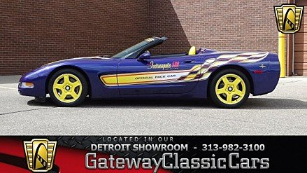 1998 Chevrolet Corvette Convertible for sale 100963566