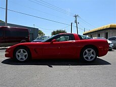 1998 Chevrolet Corvette Coupe for sale 100981810