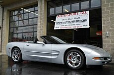 1998 Chevrolet Corvette Convertible for sale 100984330