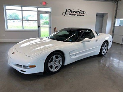 1998 Chevrolet Corvette Coupe for sale 100986860