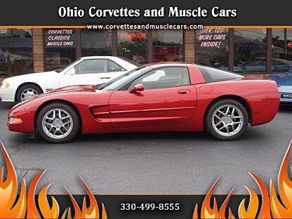 1998 Chevrolet Corvette Coupe for sale 100995622