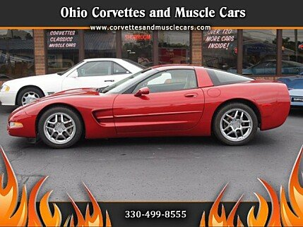 1998 Chevrolet Corvette Coupe for sale 100995740