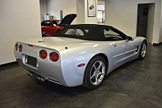 1998 Chevrolet Corvette Convertible for sale 101013291