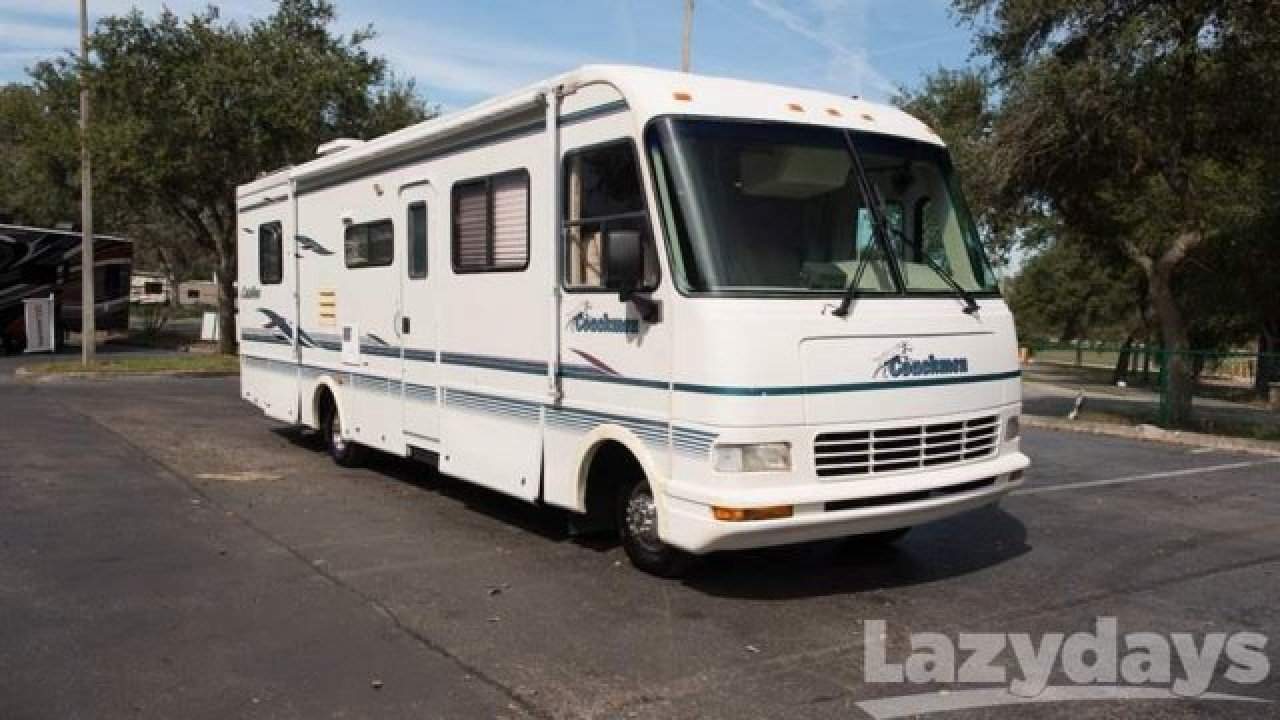 1998 Coachmen Catalina for sale near Seffner Florida
