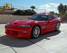 1998 Dodge Viper GTS Coupe for sale 100816577