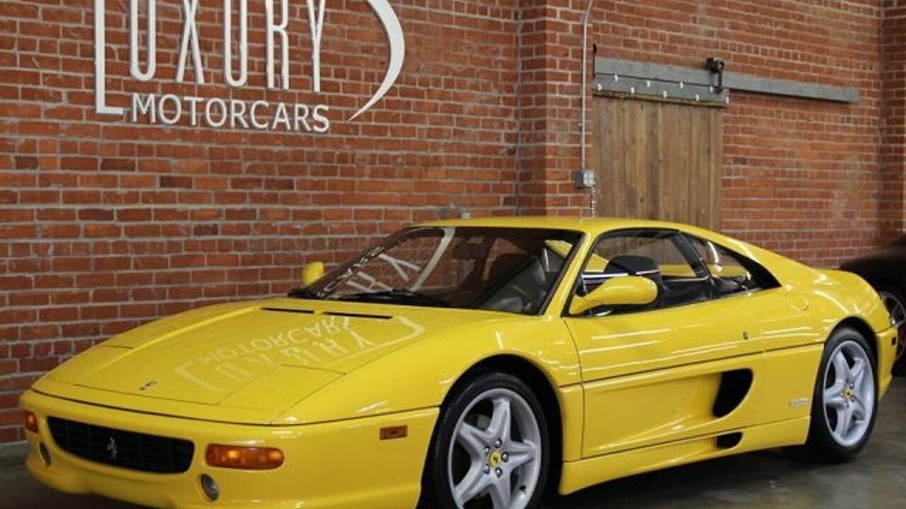 1998 Ferrari F355 Berlinetta for sale 100789917