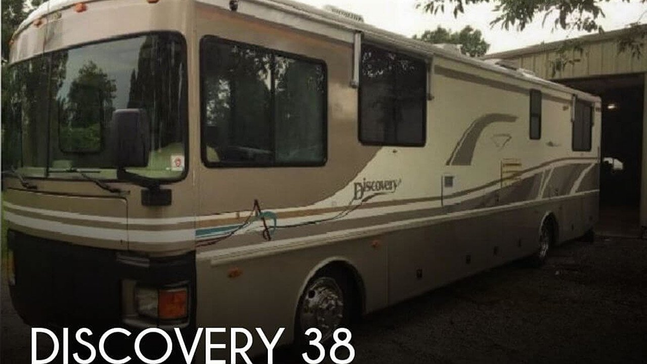 1998 Fleetwood Discovery for sale 300154696