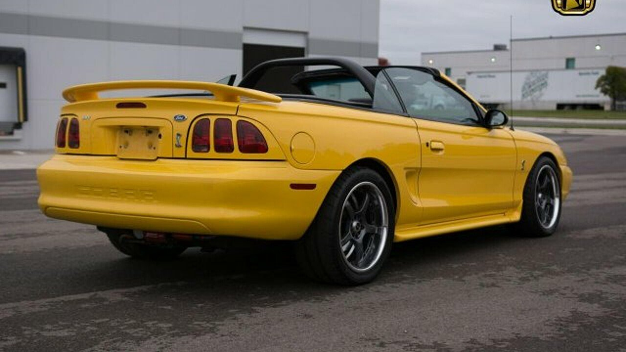 Ford 1998 ford mustang specs : 1998 Mustang Cobra Convertible Specs - The Best Cobra Of 2018