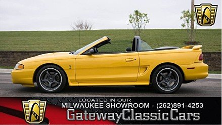 1998 Ford Mustang Cobra Convertible for sale 100817456
