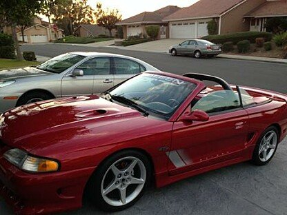 1998 Ford Mustang GT Convertible for sale 100844575