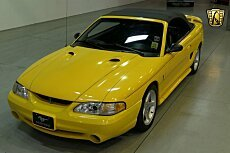 1998 Ford Mustang Cobra Convertible for sale 100992797