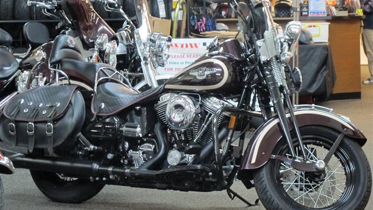 1998 Harley-Davidson Softail for sale 200133067