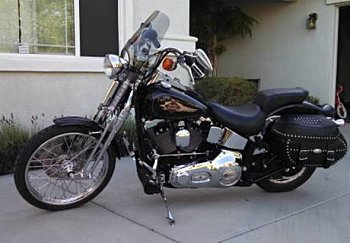 1998 Harley-Davidson Softail for sale 200445696