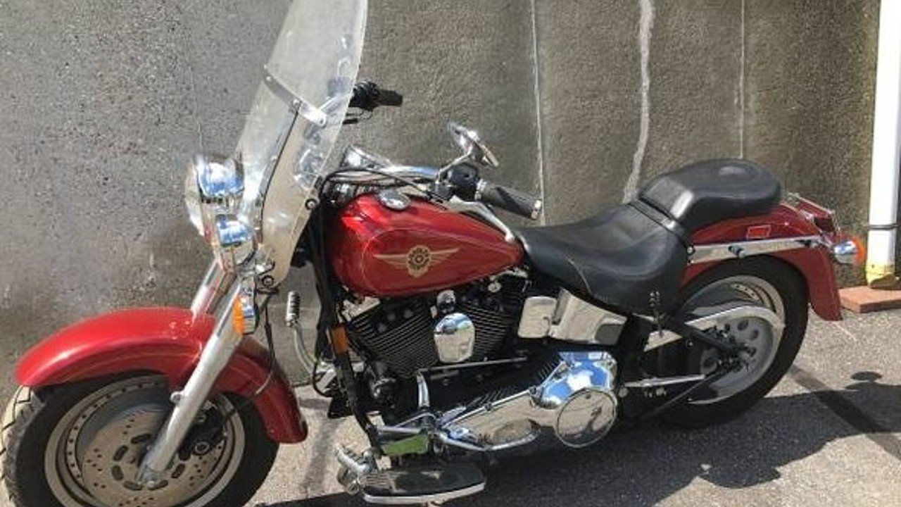 1998 Harley-Davidson Softail for sale 200473857