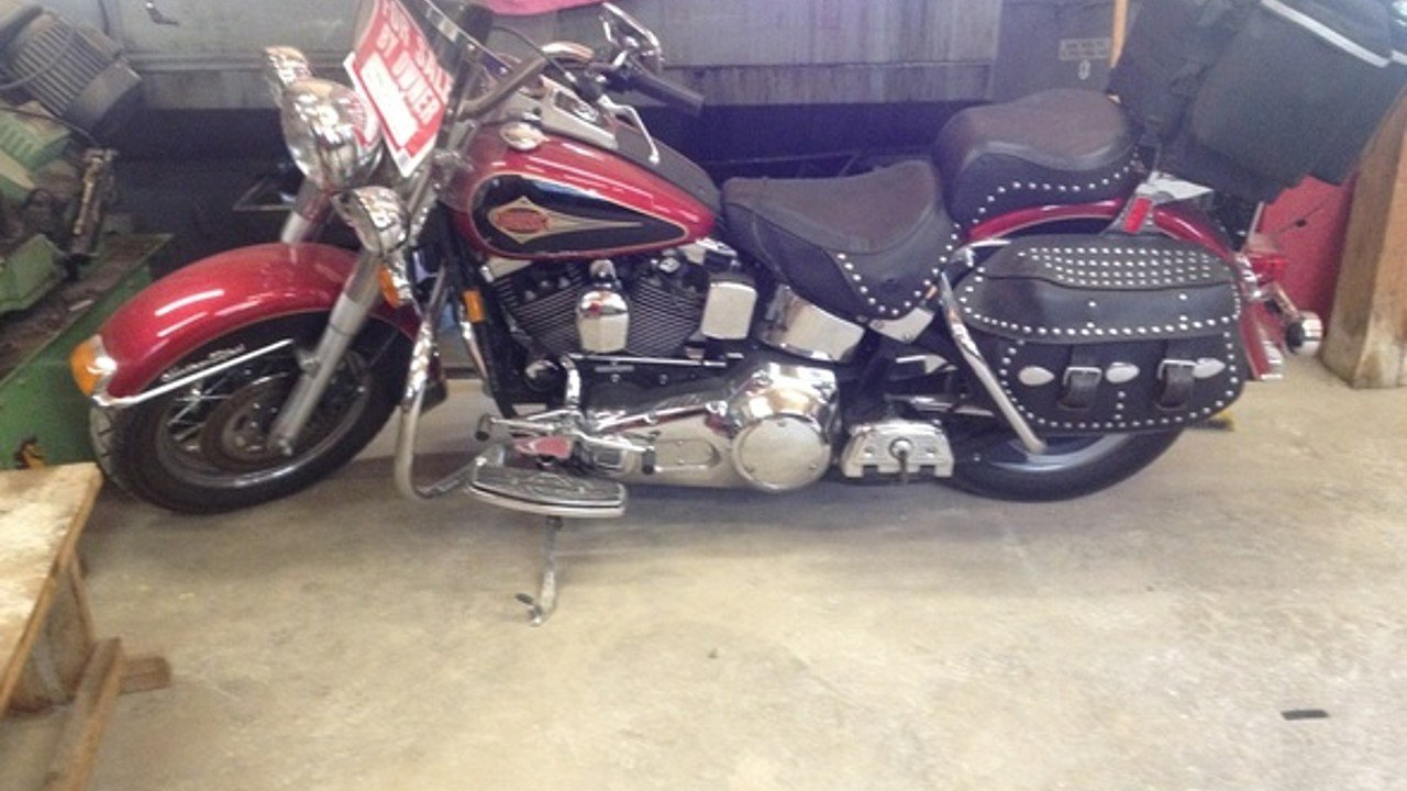 1998 Harley-Davidson Softail for sale 200490160