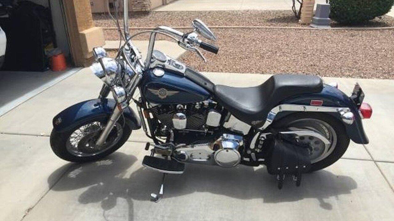 1998 Harley-Davidson Softail for sale 200523385