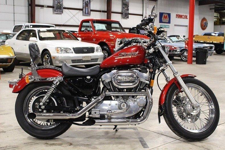 1998 harley davidson sportster for sale near grand rapids michigan rh motorcycles autotrader com 1998 Harley Dyna KBB 1998 Harley EVO