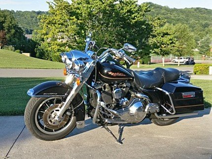 1998 Harley-Davidson Touring Motorcycles for Sale - Motorcycles on