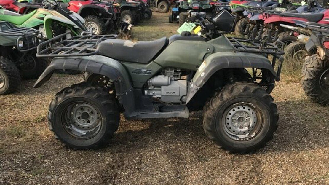 1998 Honda FourTrax Foreman for sale 200550651
