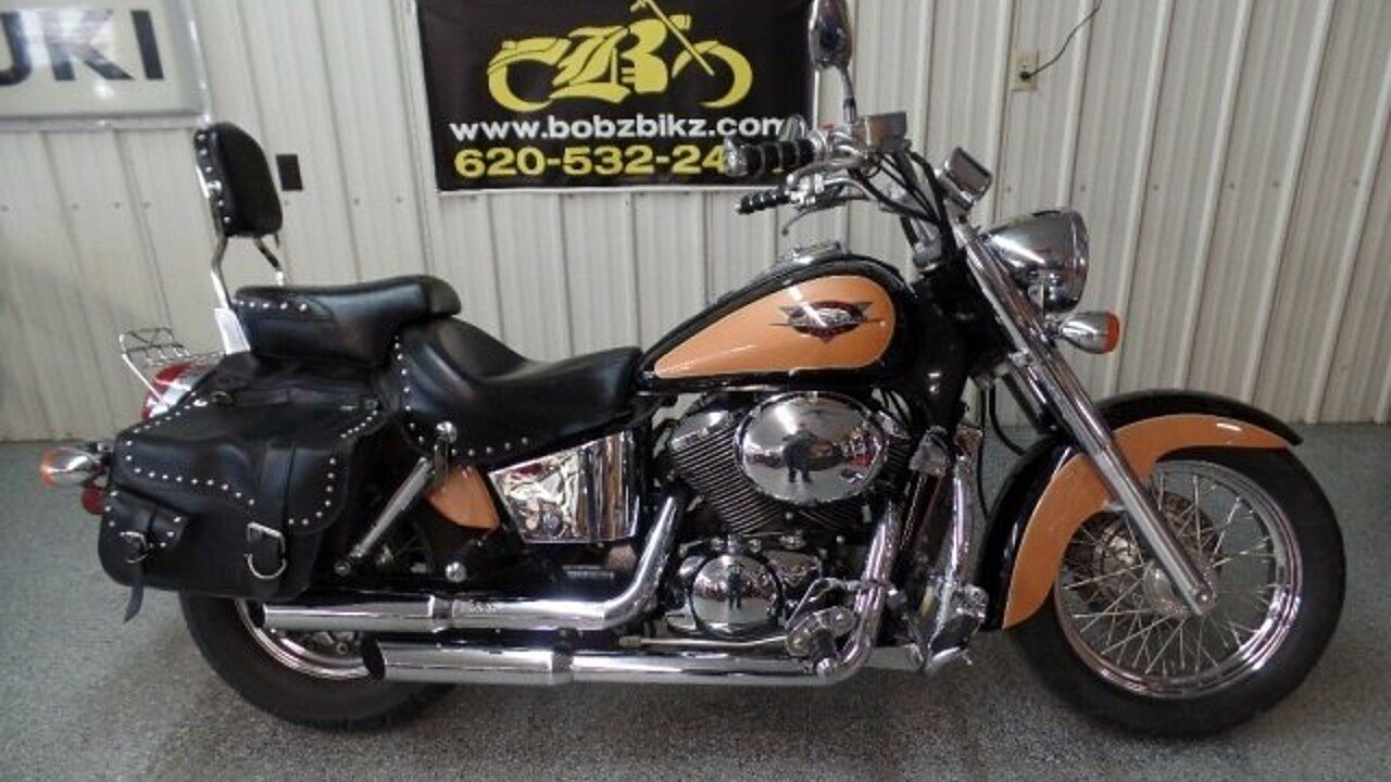 1998 Honda Shadow for sale 200547668