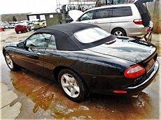 1998 Jaguar XK8 Convertible for sale 100749724