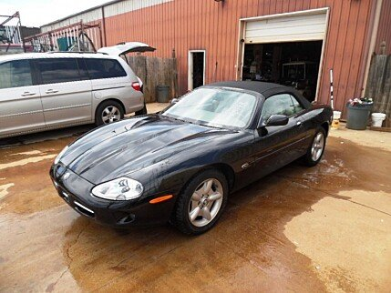 1998 Jaguar XK8 Convertible for sale 100291224