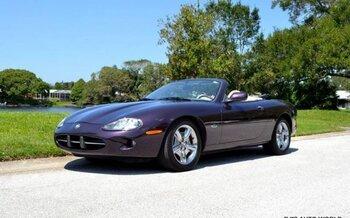 1998 Jaguar XK8 Convertible for sale 100910286