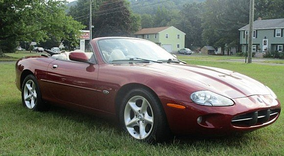 1998 Jaguar XK8 Convertible for sale 101049222