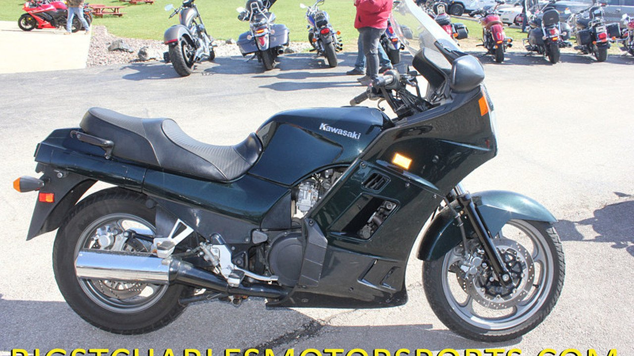 1998 Kawasaki Concours 1000 for sale 200553510