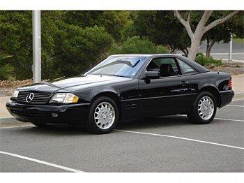 1998 Mercedes-Benz SL500 for sale 100736438