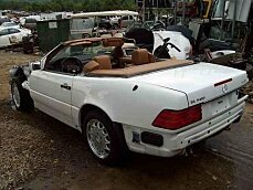 1998 Mercedes-Benz SL500 for sale 100782128
