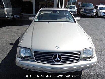 1998 Mercedes-Benz SL500 for sale 100790496