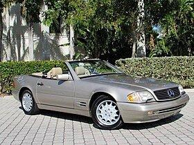 1998 Mercedes-Benz SL500 for sale 100950841