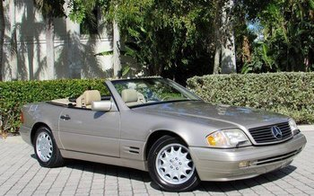1998 Mercedes-Benz SL500 for sale 100950841