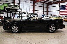 1998 Pontiac Firebird Trans Am Convertible for sale 100995919
