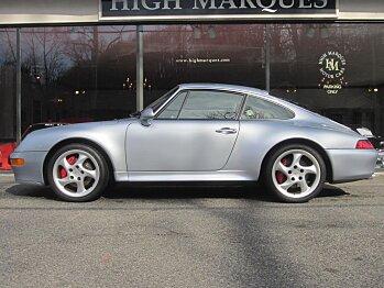 1998 Porsche 911 Coupe for sale 100845433