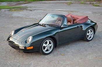 1998 Porsche 911 Cabriolet for sale 100856689
