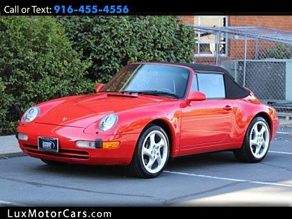 1998 Porsche 911 Cabriolet for sale 101031849
