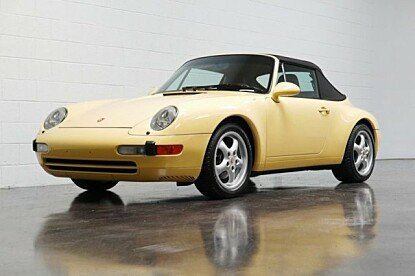 1998 Porsche 911 Cabriolet for sale 101031984