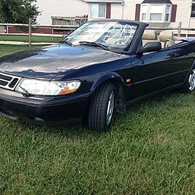 1998 Saab 900 S Convertible for sale 100786307