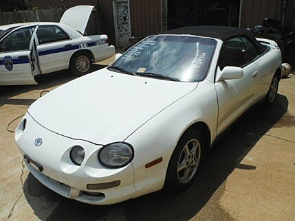 1998 Toyota Celica GT Convertible for sale 100749830